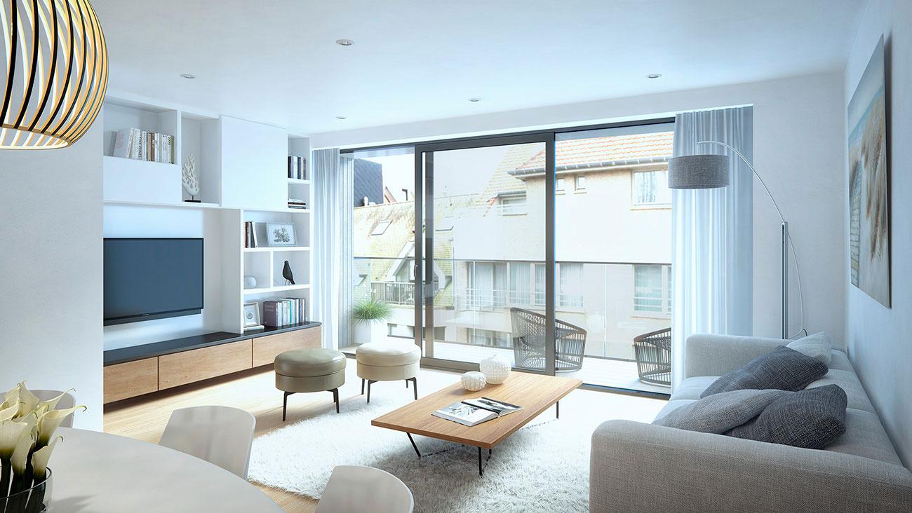 residentie magritte nieuwbouwappartementen te koop. Black Bedroom Furniture Sets. Home Design Ideas