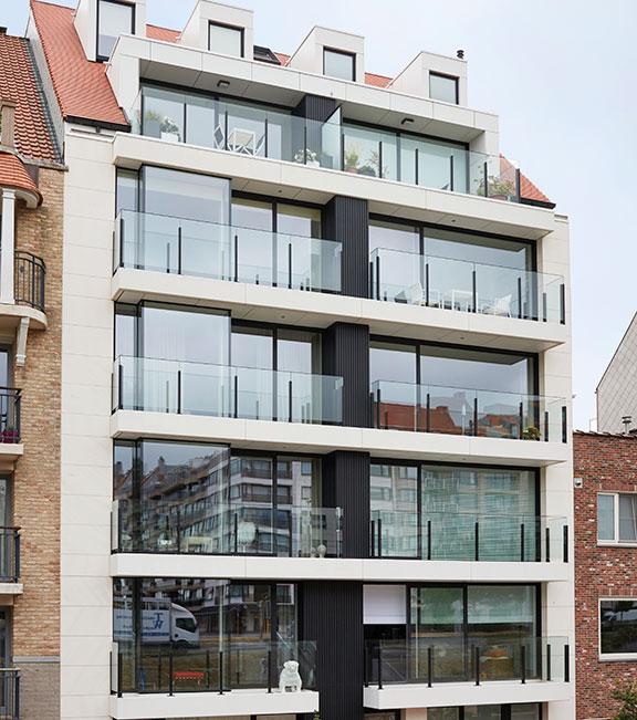 Hoprom Residentie Raveel Knokke