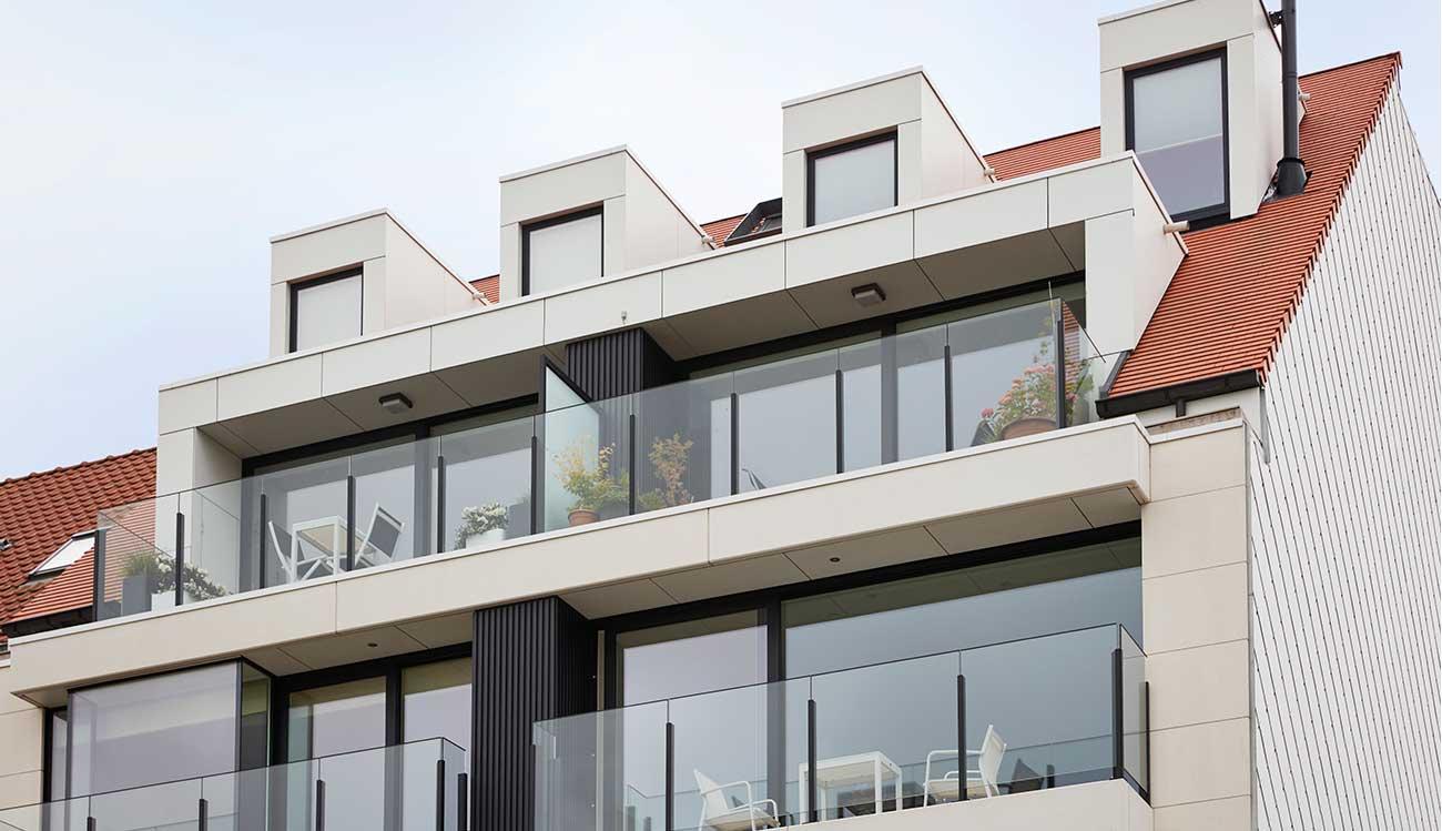 Hoprom Residentie Raveel in Knokke