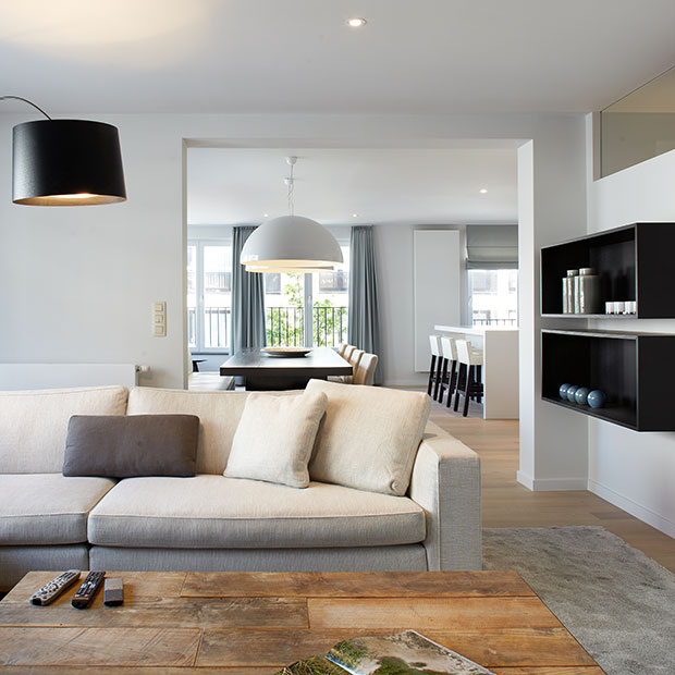 Residentie <br/> Zilverzand - image appartement-aan-zee-hoprom-interieur-klassiek-5 on https://hoprom.be