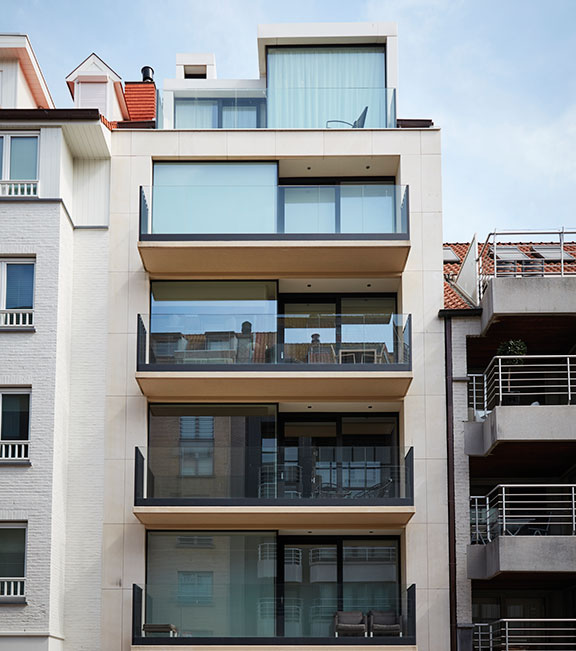 Residentie Les Mouettes - image appartement-in-knokke-residentie-lumio on https://hoprom.be