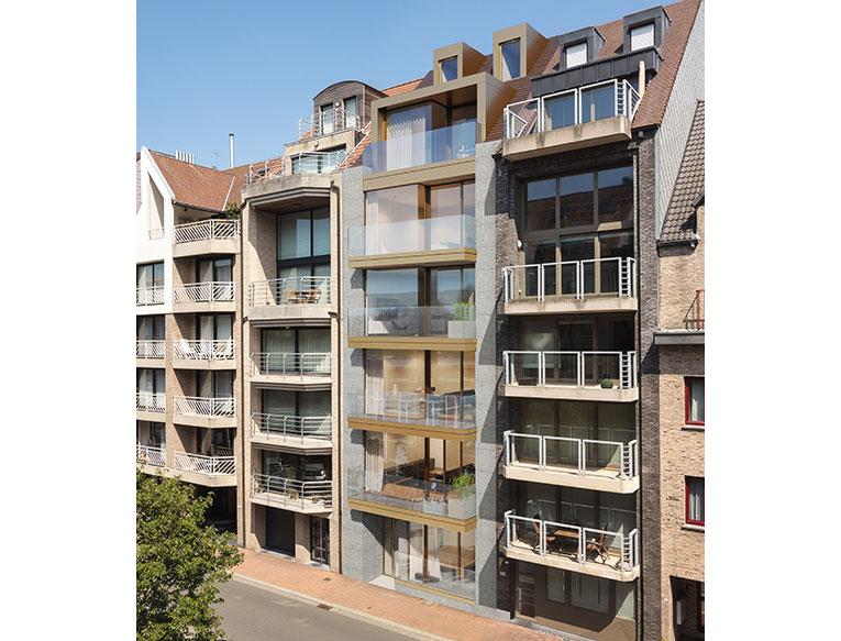 Residentie <br/> Rodin - image appartement-te-koop-knokke-residentie-rodin-gevel on https://hoprom.be
