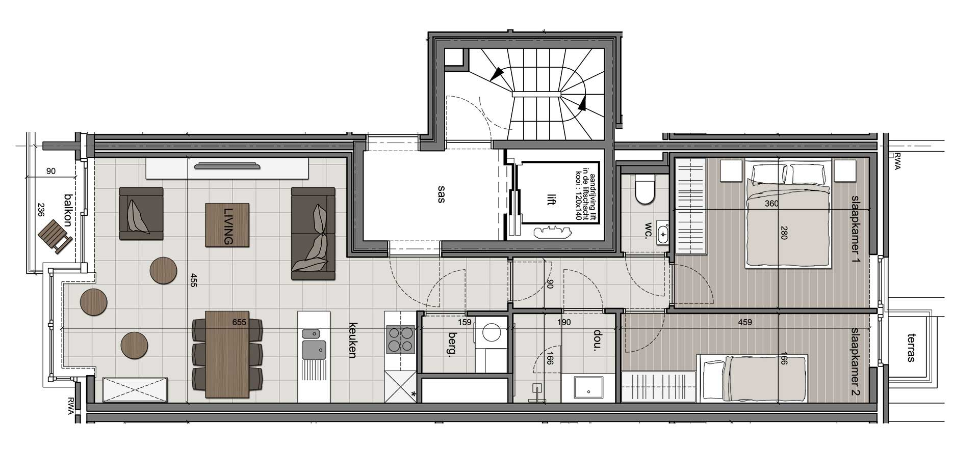 Residentie <br /> Winoc - image appartement-te-koop-koksijde-residentie-winoc-1.2 on https://hoprom.be