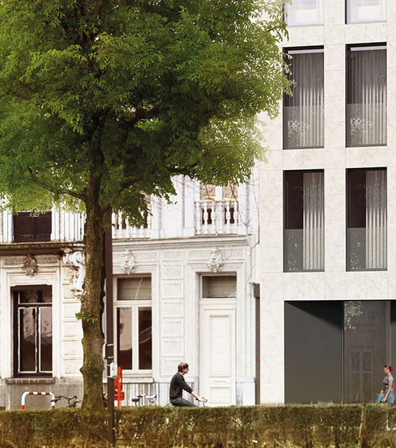 Homepage - image nieuwbouwappartement-gent-residentie-davinciI-stadswoning-project on https://hoprom.be