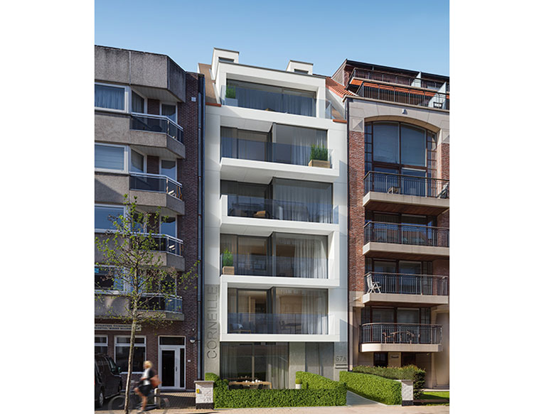 Residentie <br/> Corneille - image nieuwbouwappartement-knokke-residentie-corneille-gevel-1 on https://hoprom.be