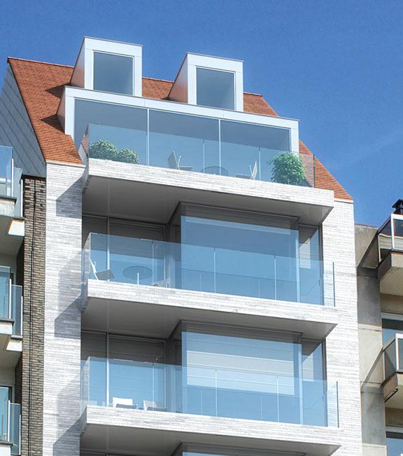 Knokke Hoprom Residentie Picasso