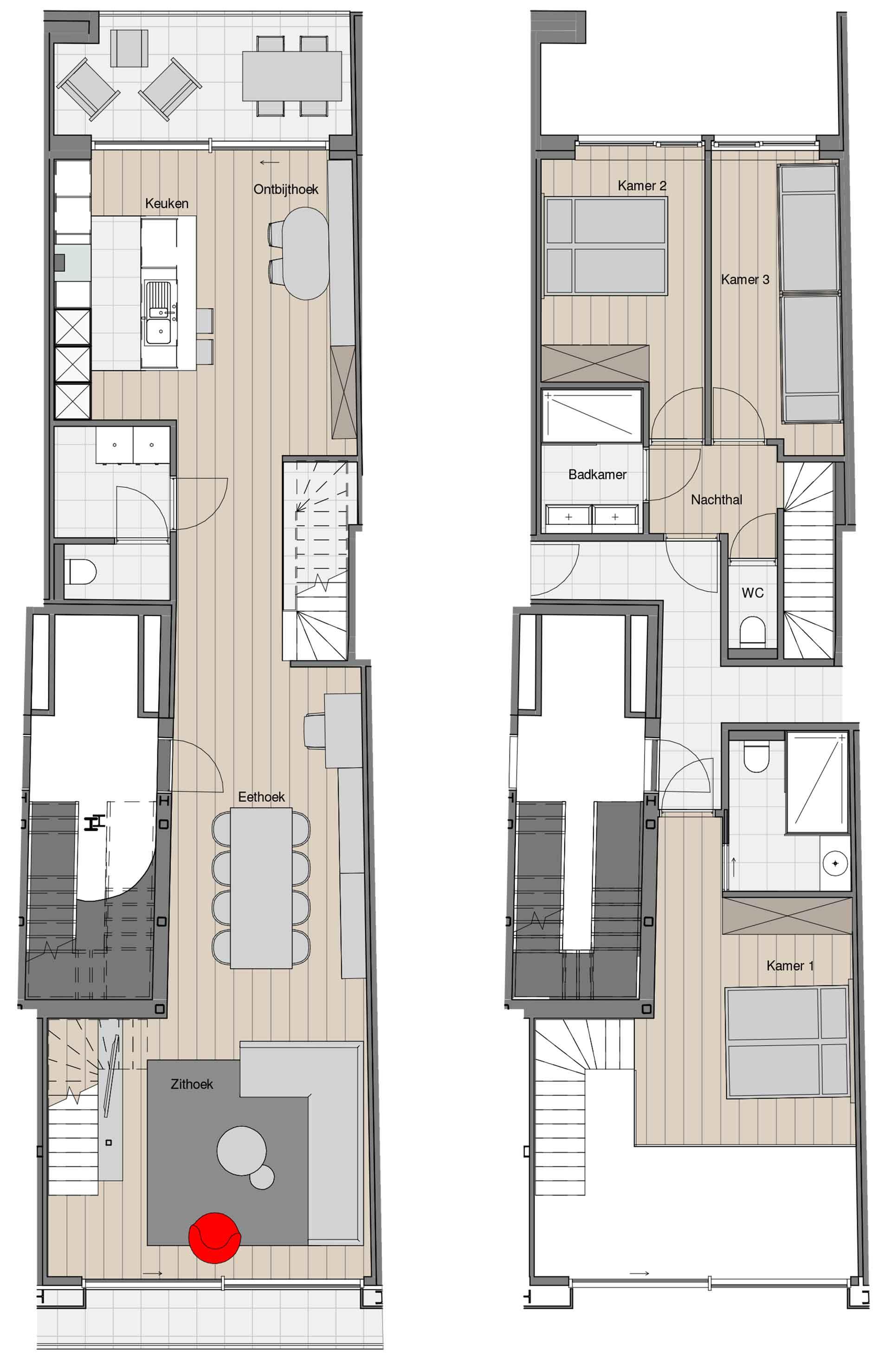 Residentie <br/> Louise - image appartement-te-koop-knokke-residentie-louise-mezzanine-507-72 on https://hoprom.be