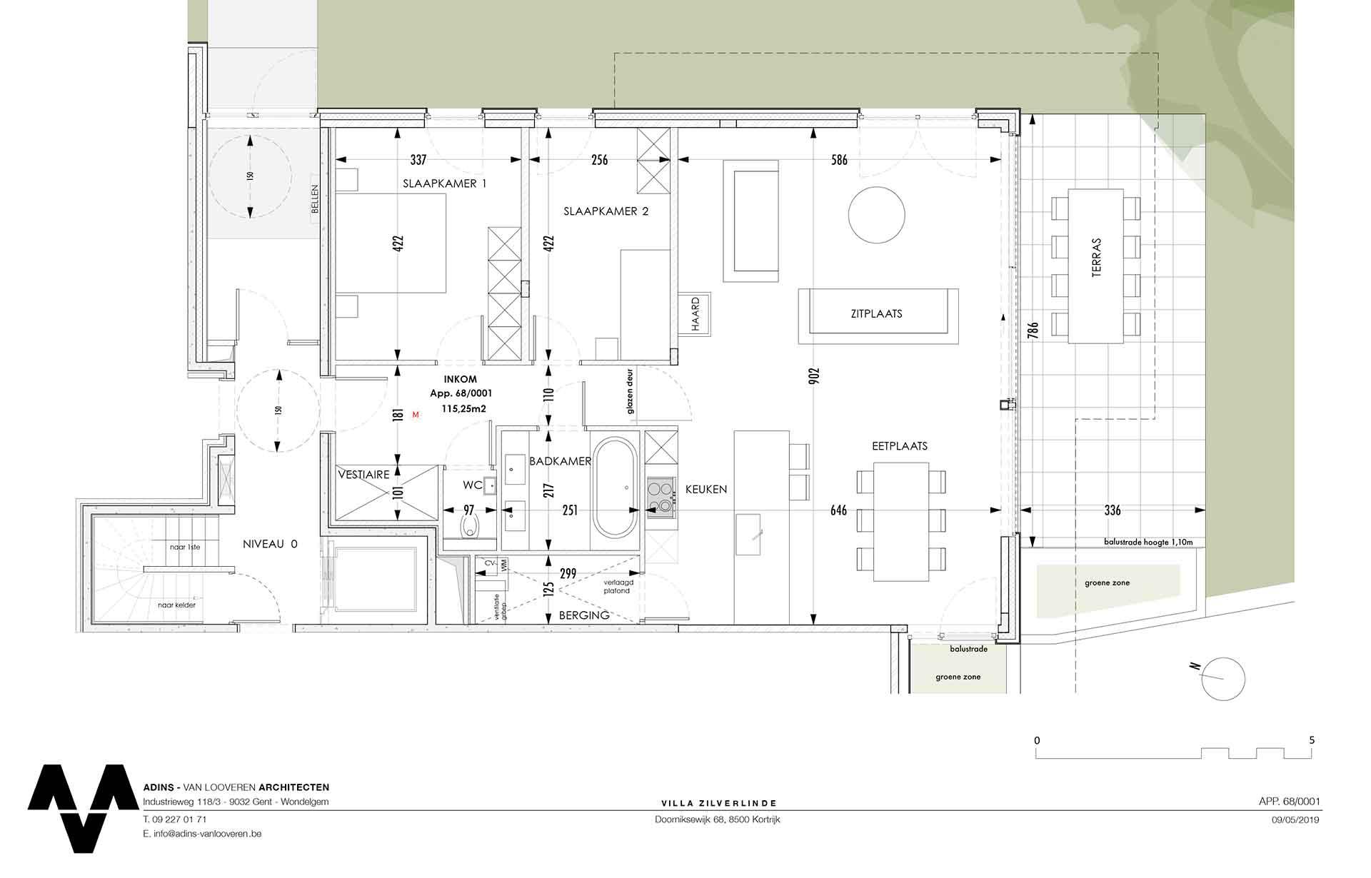 Villa <br/> Zilverlinde - image appartement-te-koop-kortrijk-villa-zilverlinde-01 on https://hoprom.be