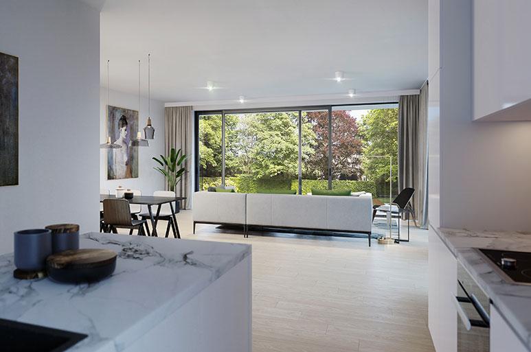 Villa <br/> Zilverlinde - image appartement-te-koop-zilverlinde-kortrijk-ups4 on https://hoprom.be