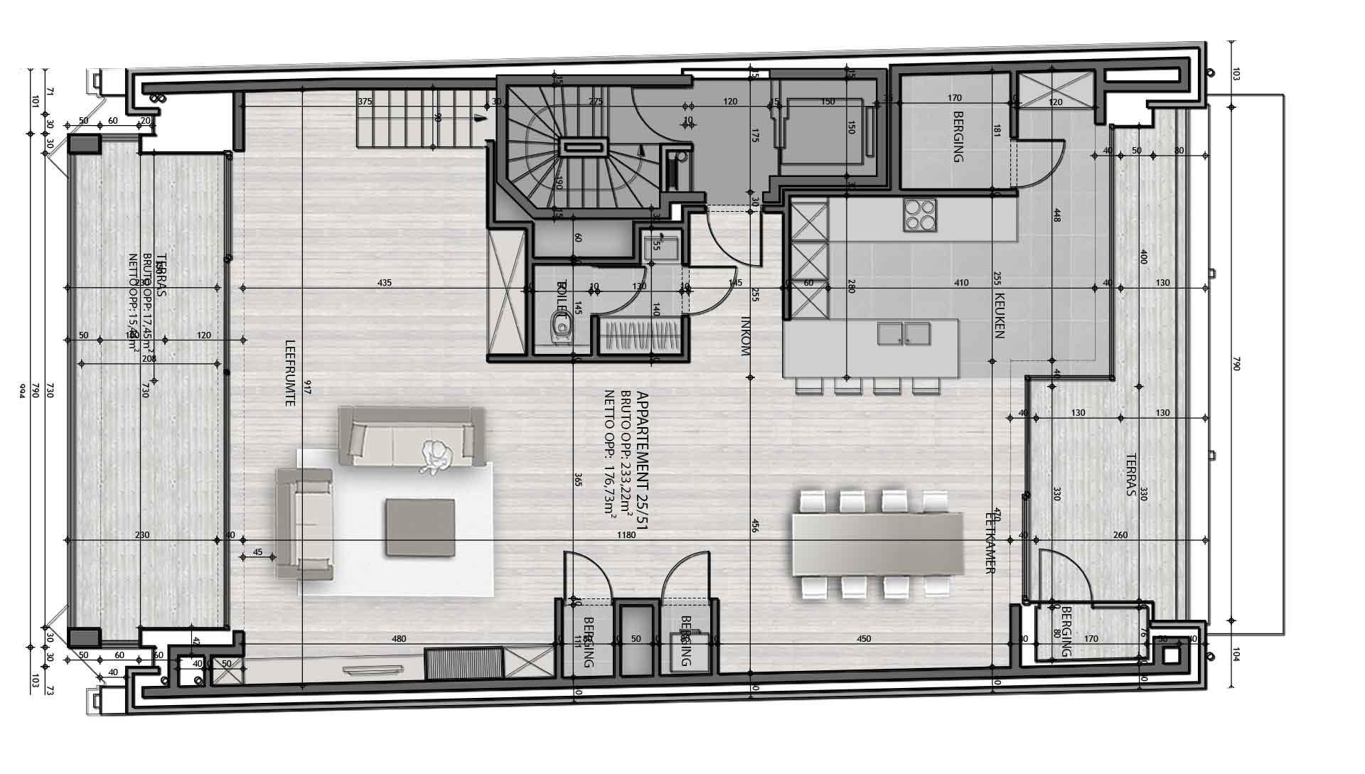 Residentie <br/> Berlage - image appartement-te-koop-knokke-residentie-berlage-511 on https://hoprom.be