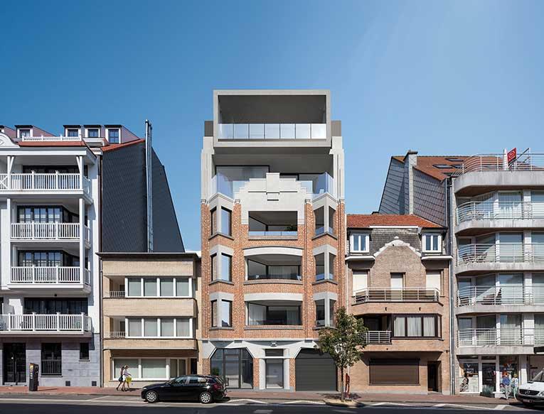 Residentie <br/> Berlage - image appartement-te-koop-knokke-residentie-berlage-gevel on https://hoprom.be