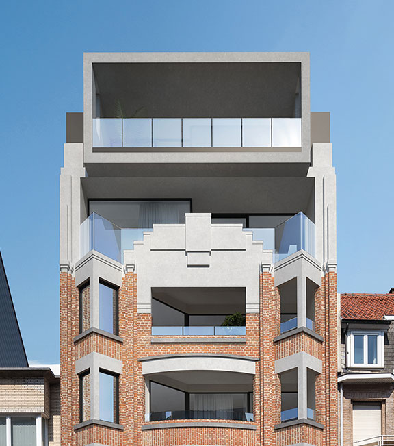 Residentie <br/> Fontana - image appartement-te-koop-knokke-residentie-berlage-project on https://hoprom.be