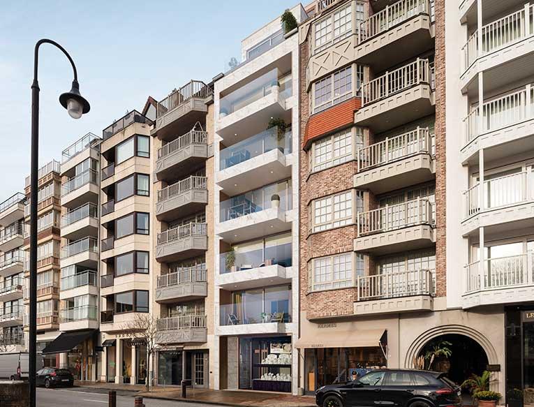 Residentie <br/> Pogany - image appartement-te-koop-knokke-residentie-pogany-gevel on https://hoprom.be