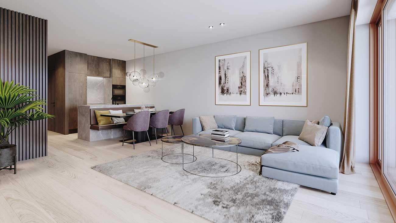 Residentie <br/> Pogany - image appartement-te-koop-knokke-residentie-pogany-interieur-1 on https://hoprom.be