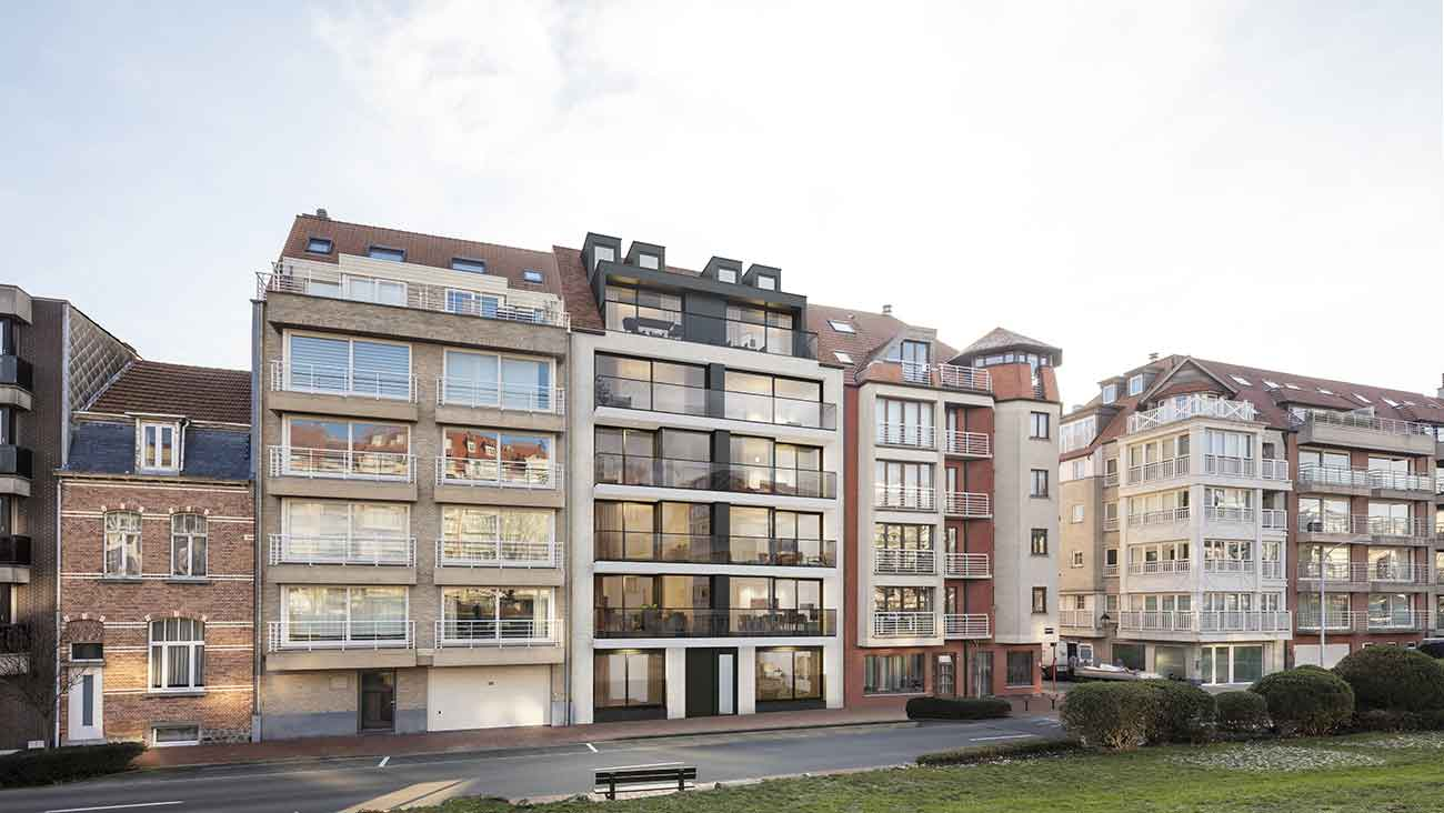 Residentie <br/> Chagall - image appartement-te-koop-knokke-heist-residentie-chagall-gevel-2 on https://hoprom.be