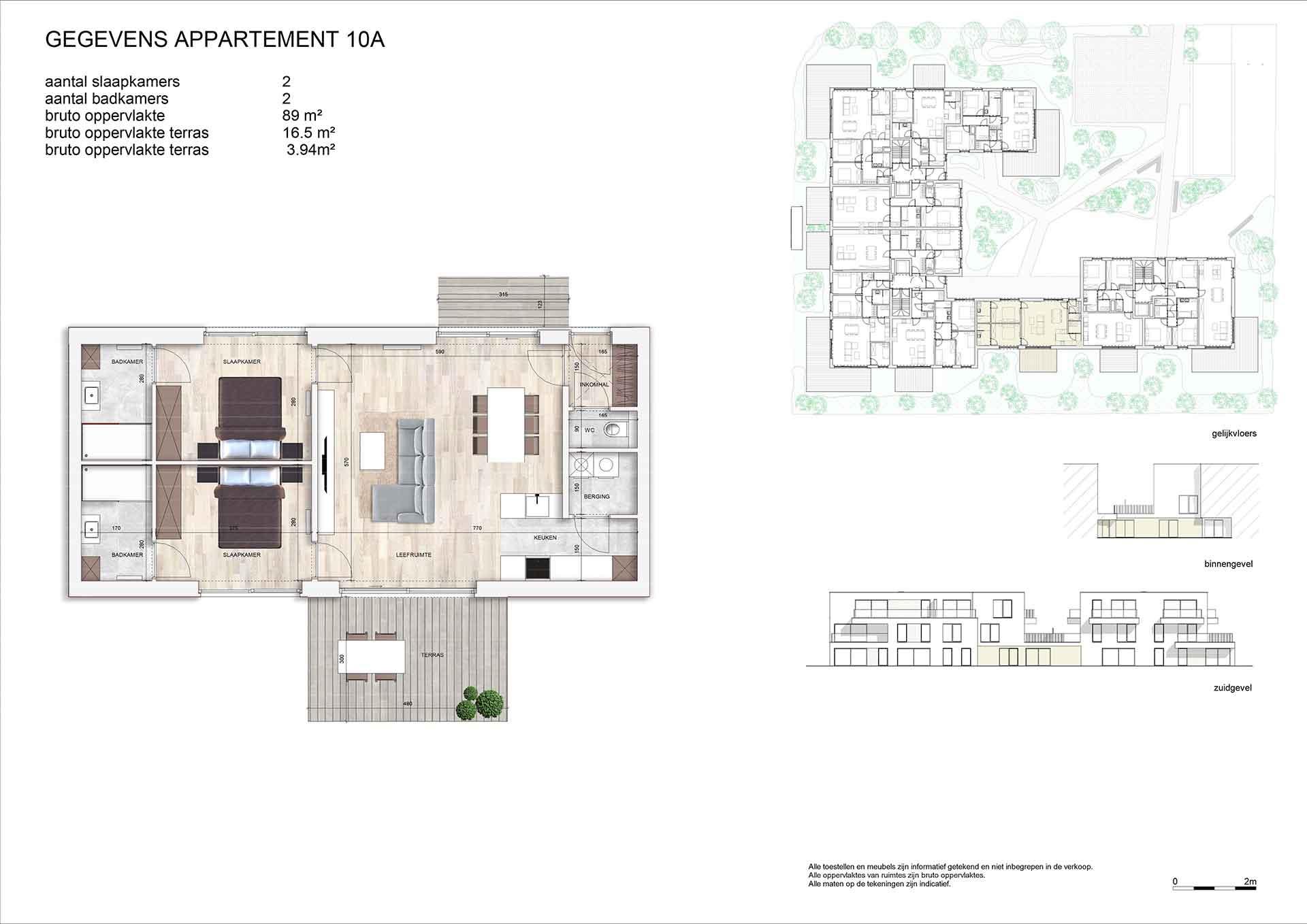 Villa<br/> Duchamp - image appartement-te-koop-nieuwpoort-villa-duchamp-10A on https://hoprom.be