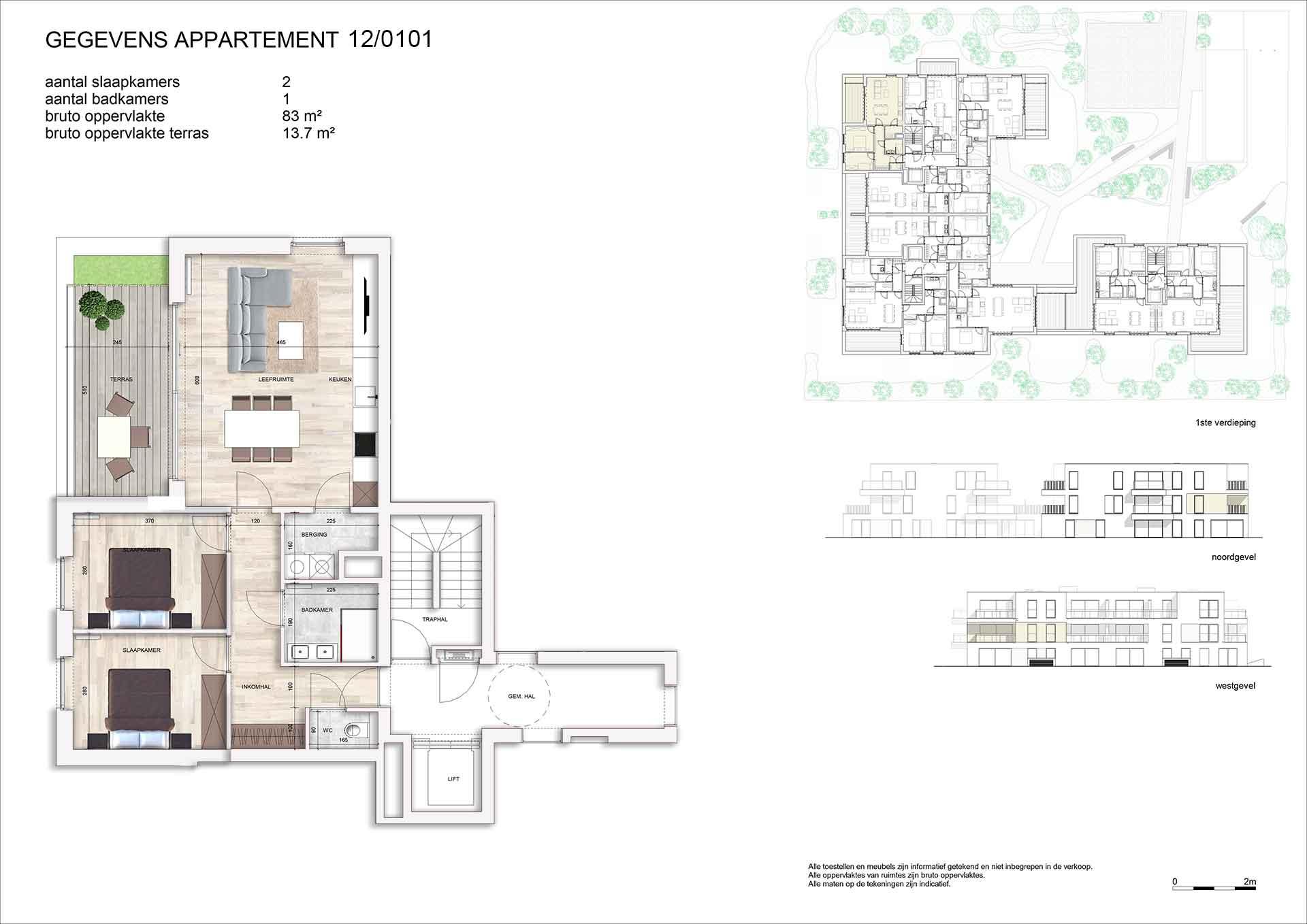 Villa<br/> Duchamp - image appartement-te-koop-nieuwpoort-villa-duchamp-120101 on https://hoprom.be