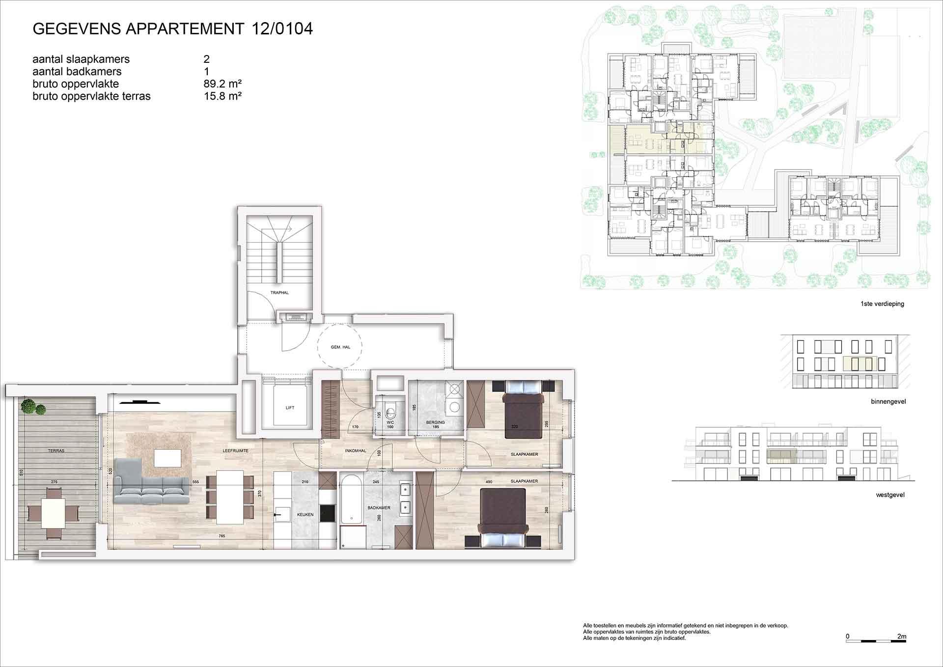 Villa<br/> Duchamp - image appartement-te-koop-nieuwpoort-villa-duchamp-120104 on https://hoprom.be