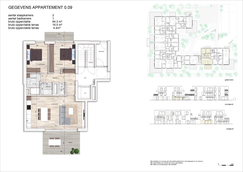 Villa<br/> Duchamp - image appartement-te-koop-nieuwpoort-villa-duchamp-louisweg-hoprom-100001 on https://hoprom.be