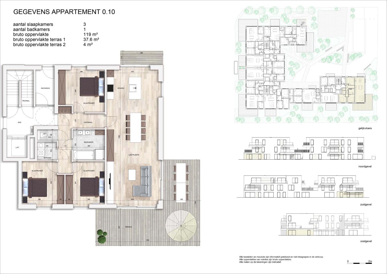 Villa<br/> Duchamp - image appartement-te-koop-nieuwpoort-villa-duchamp-louisweg-hoprom-100002 on https://hoprom.be