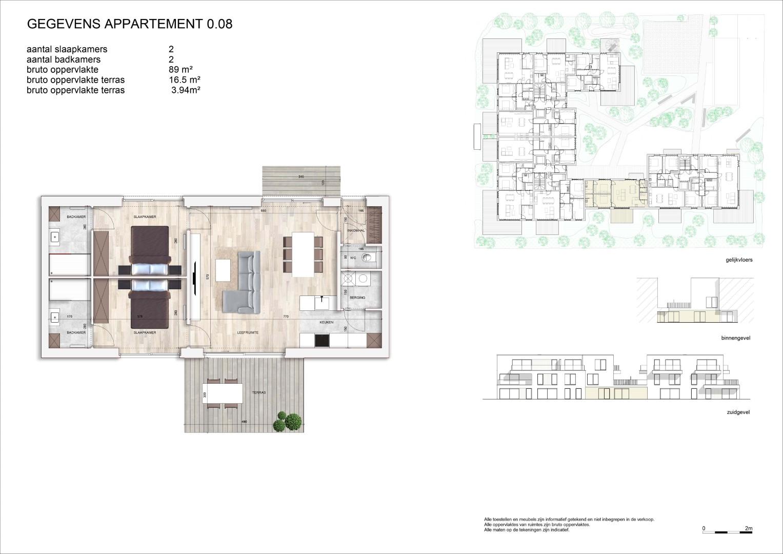 Villa<br/> Duchamp - image appartement-te-koop-nieuwpoort-villa-duchamp-louisweg-hoprom-10A on https://hoprom.be