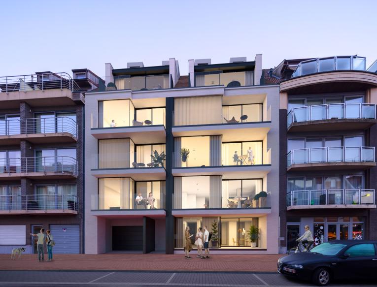 Residentie <br/> Dali - image nieuwbouwappartement-knokke-omringd-door-kunst-en-natuur on https://hoprom.be