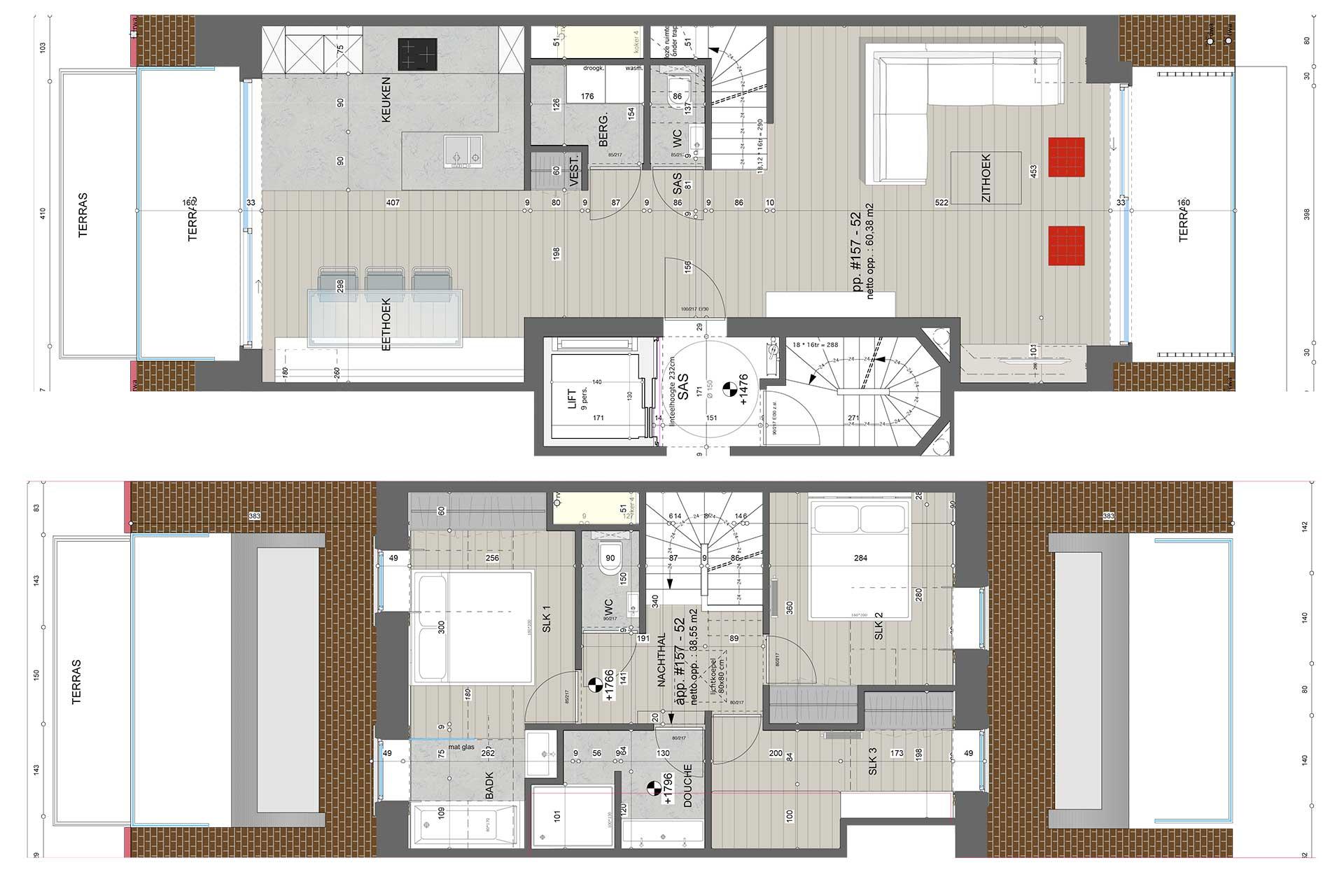 Residentie <br/> Fontana - image residentie-fontana-appartement-te-koop-knokke-plannen-157-52-2 on https://hoprom.be