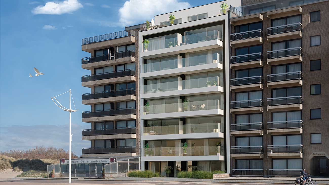 Residentie <br/> Ferrel - image appartement-te-koop-sint-idesbald-residentie-ferrel-exterieur1 on https://hoprom.be