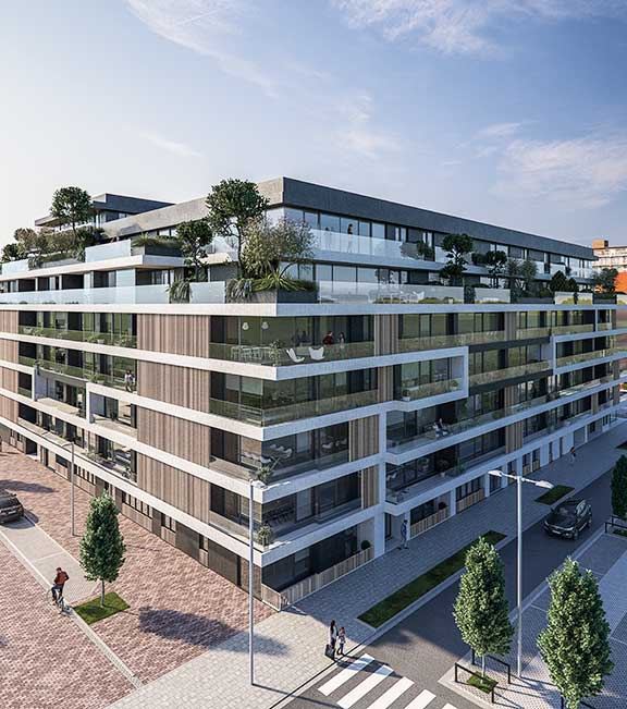 The Green - image the-green-nieuwpoort-nieuwbouw-te-koop-appartementen-project on https://hoprom.be