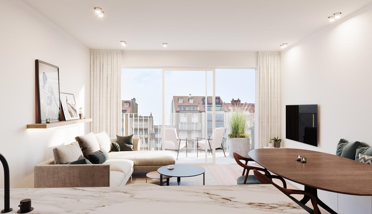 Residentie <br/> De Baak ll - image appartement-te-koop-koksijde-residentie-de-baak-2-hero on https://hoprom.be