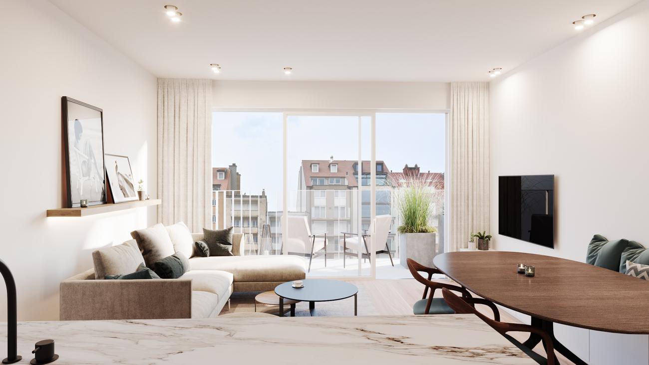 Residentie <br/> De Baak ll - image appartement-te-koop-koksijde-residentie-de-baak-2-interieur-1 on https://hoprom.be