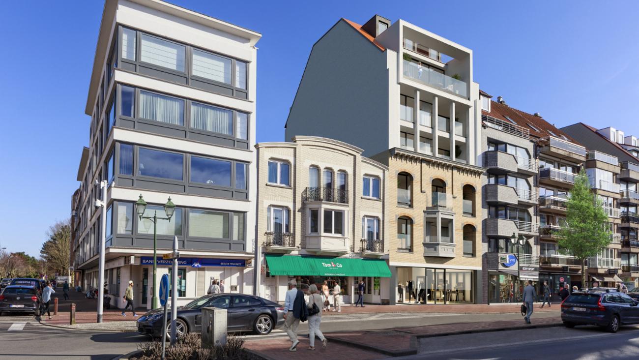 Residentie <br/> Moore - image appartement-te-koop-knokke-residentie-moore-buitenkant on https://hoprom.be