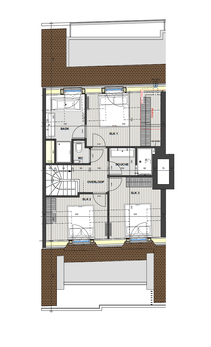 Residentie <br/> Dali - image Appartement4.1.2 on https://hoprom.be