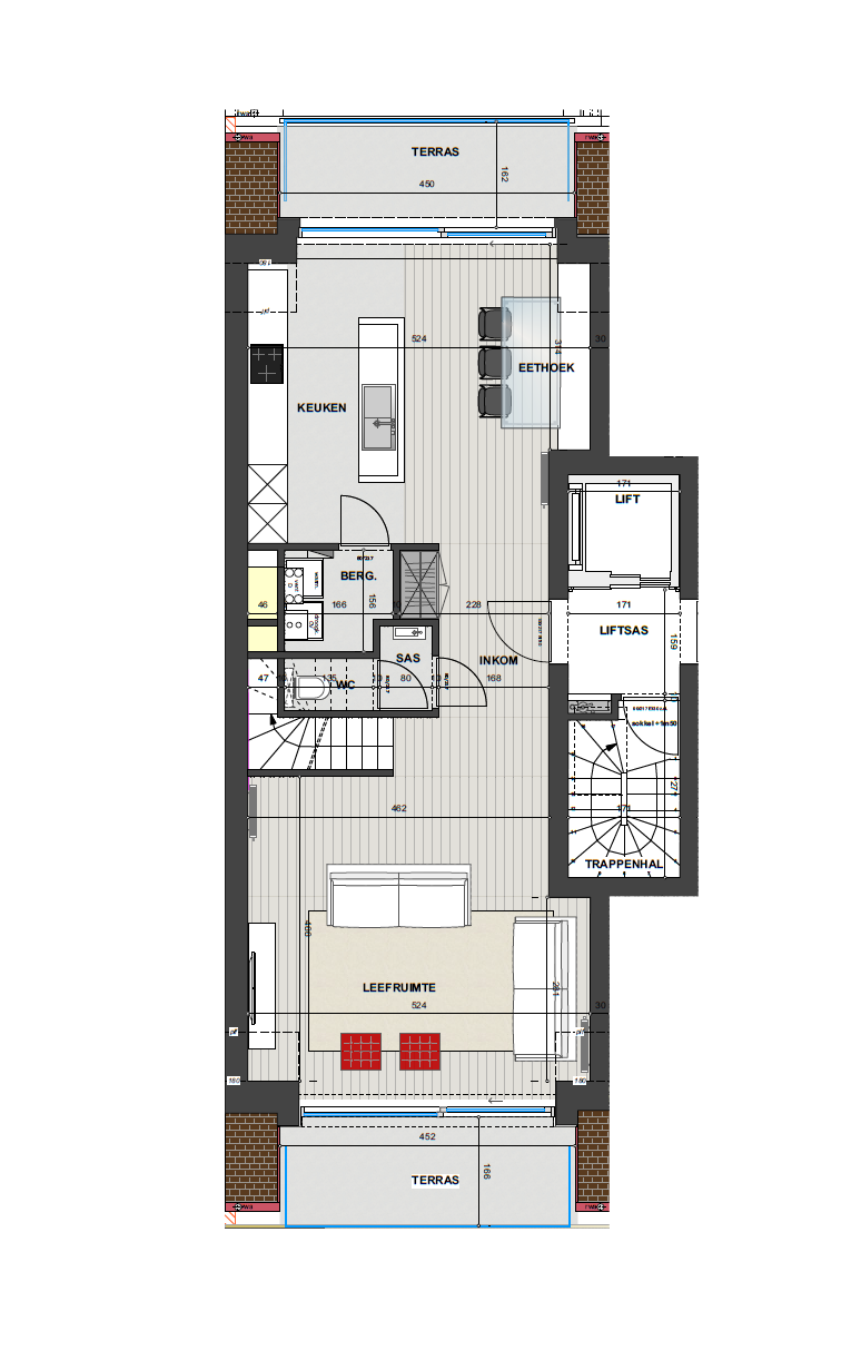 Residentie <br/> Miro - image Penthouse4.1.1 on https://hoprom.be