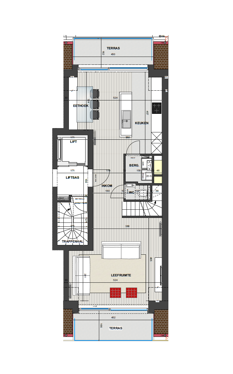 Residentie <br/> Miro - image Penthouse4.2.1 on https://hoprom.be