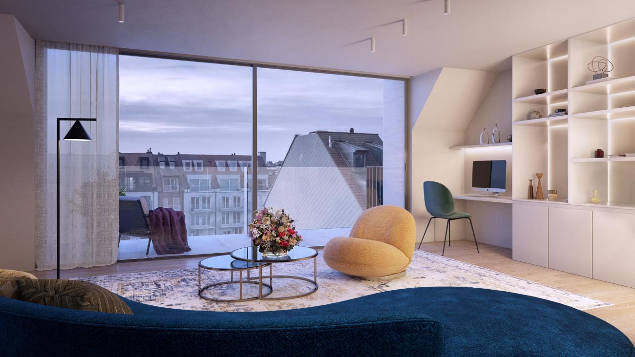 Residentie <br/> Dali - image appartement-te-koop-knokke-residentie-dali-interieur-1 on https://hoprom.be