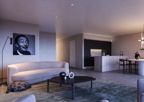 Residentie <br/> Dali - image appartement-te-koop-knokke-residentie-dali-interieur on https://hoprom.be