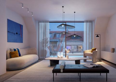 Residentie <br/> Miro - image appartement-te-koop-knokke-residentie-miro-interieur on https://hoprom.be