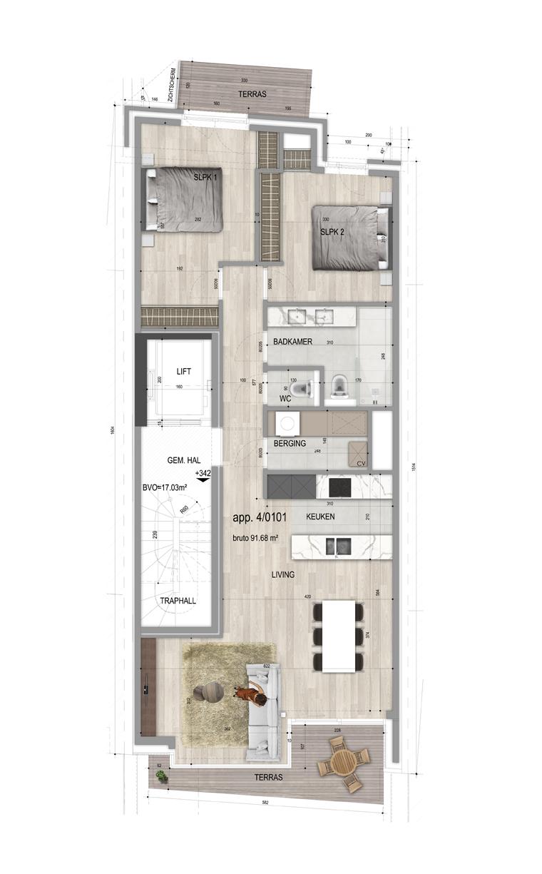 Residentie <br/> Brunel - image residentie-brunel-oostduinkerke-0101 on https://hoprom.be