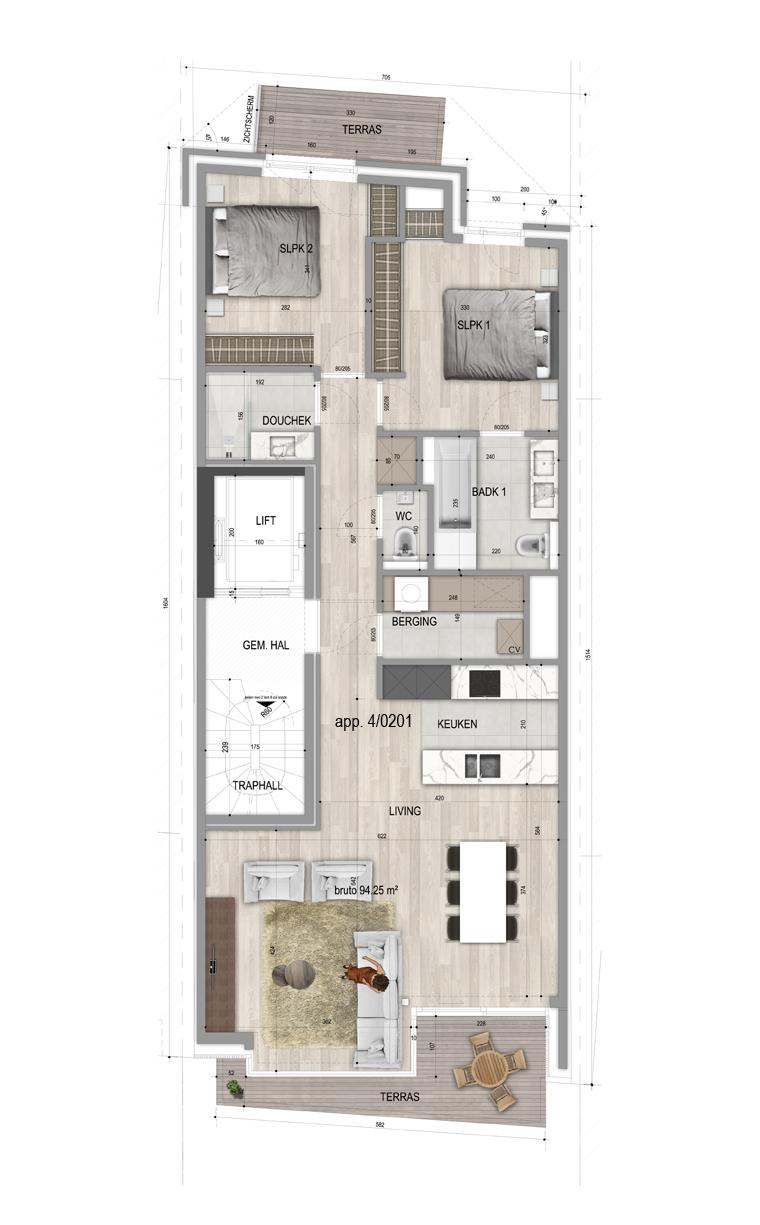 Residentie <br/> Brunel - image residentie-brunel-oostduinkerke-0201 on https://hoprom.be