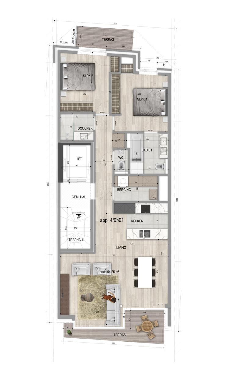 Residentie <br/> Brunel - image residentie-brunel-oostduinkerke-0501 on https://hoprom.be